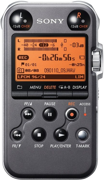 Sony PCM-M10 Audiophile MOD - Click Image to Close